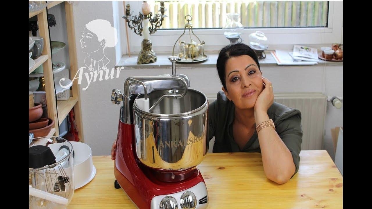 Unterstutzt Durch Ankarsrum Meine Erste Kuchenmaschine I Ankarsrum