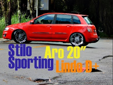 Stilo Sporting aro 20