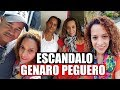 Todo sobre el escándalo de Genaro Peguero y su nueva mujer | Se habrá vendido?