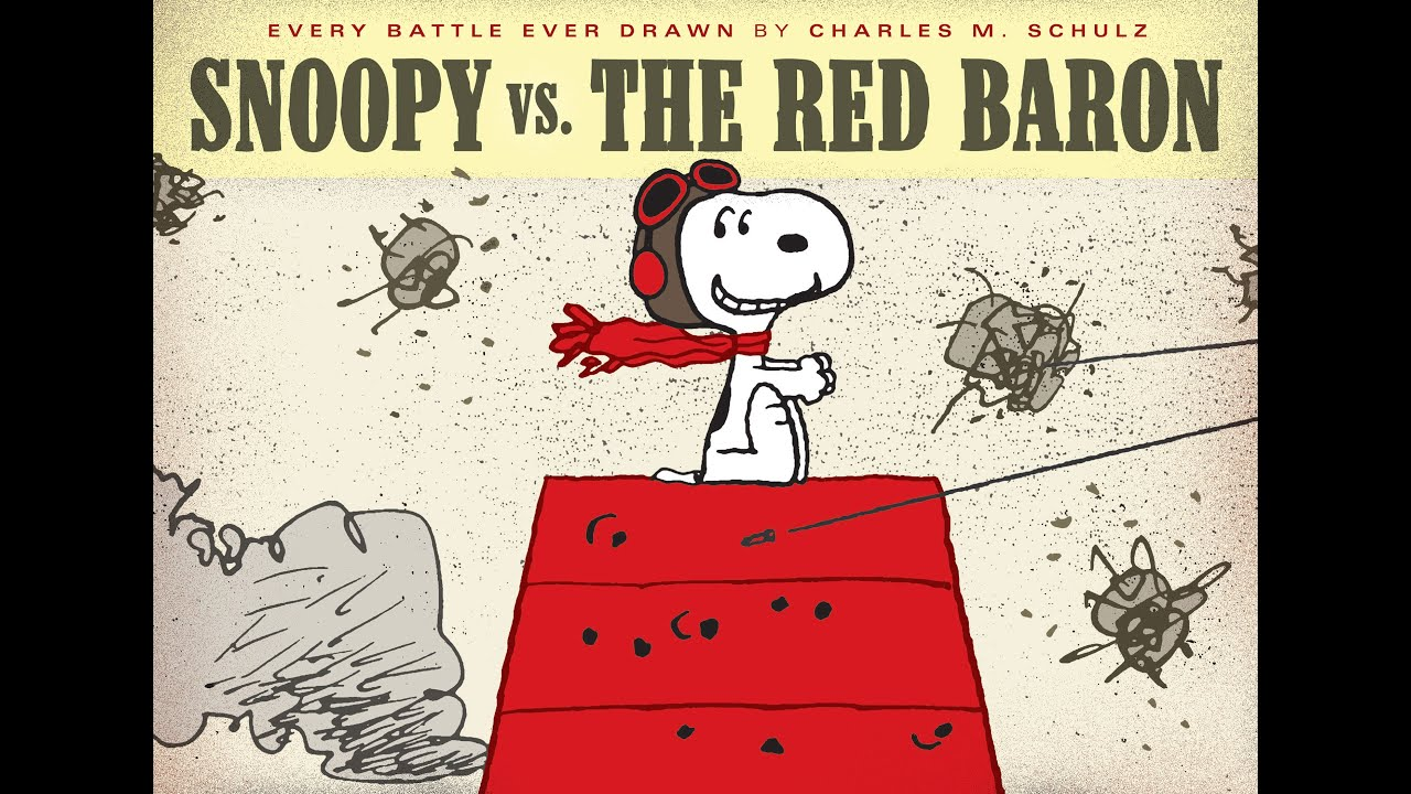snoopy vs the red baronchristmas 2016 youtube - Snoopy Red Baron Christmas Song