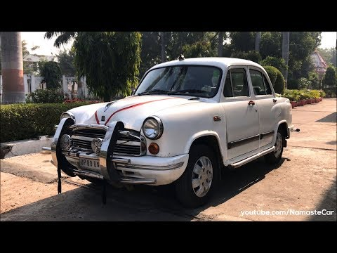 Hindustan Ambassador Grand 2018 | Real-life review