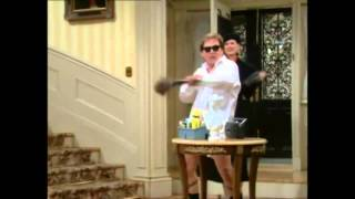 Risky Business (Old Time Rock and Roll) - La Niñera, Alf y Los Simpson