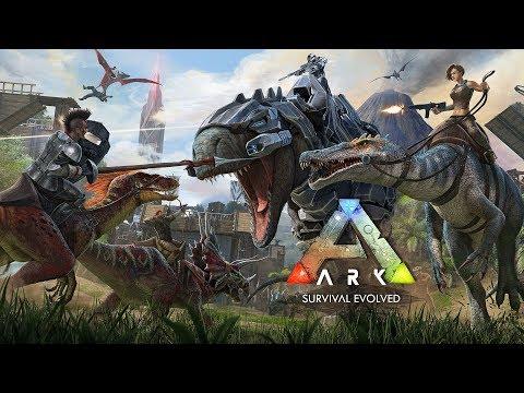 ARK: Survival Evolved Official Launch Trailer!