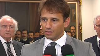 Comitiva de empresários da Áustria faz visita ao Parlamento Catarinense