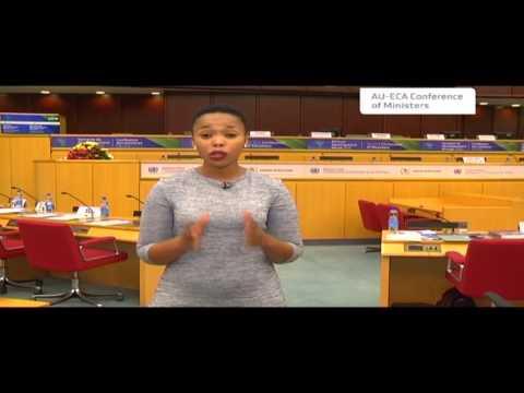 ECA dignitaries speak on climate change and green economy