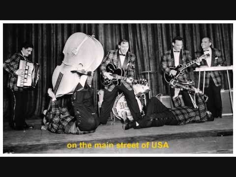 The paper boy - Bill Haley and his Comets