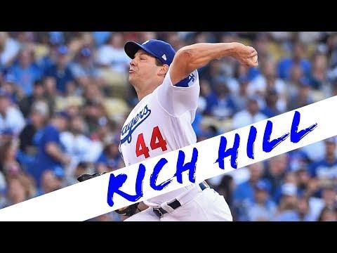 Rich Hill 2017 Highlights [HD]