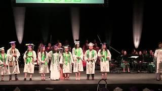 Full Graduation Ceremony - NCAS - 2017 - Ellie Caulkins Theater DCPA
