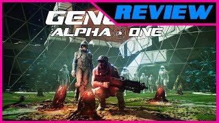 REVIEW / Genesis Alpha One (Video Game Video Review)