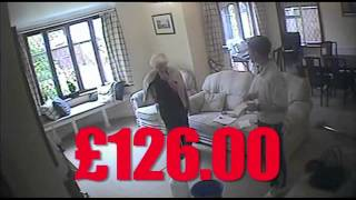 Part 2   BBC Watchdog   Carpet Cleaning Rogue Traders