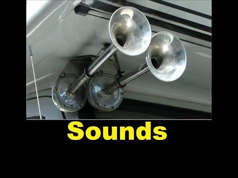 Air Horn Sound Effects All Sounds