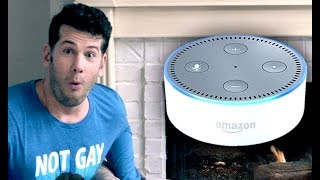 Steven Crowder Owned By His Alexa