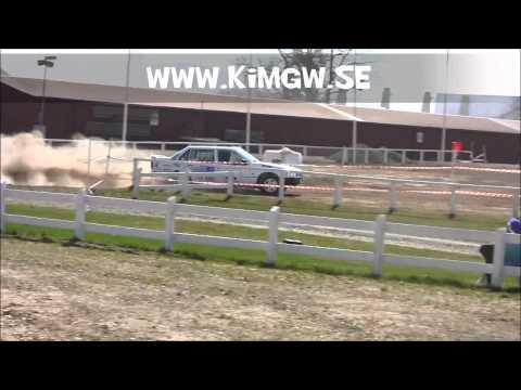 Kjell Fransson, SS3 - Elmia-Sprinten 2011/04/24