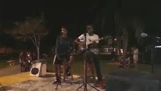 Telefone - Will Dí Limma feat Jhonatan(Autoral) ( Apresentação no sarau da massa )