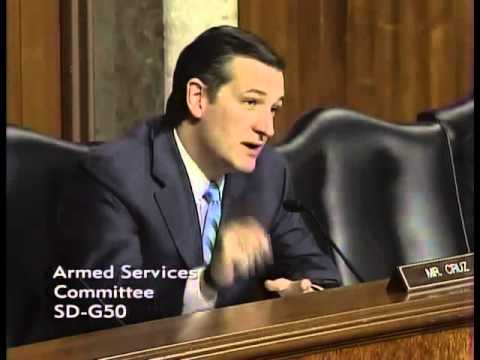 Sen. Ted Cruz Q&A with Secretary of Defense Nominee Ashton B. Carter