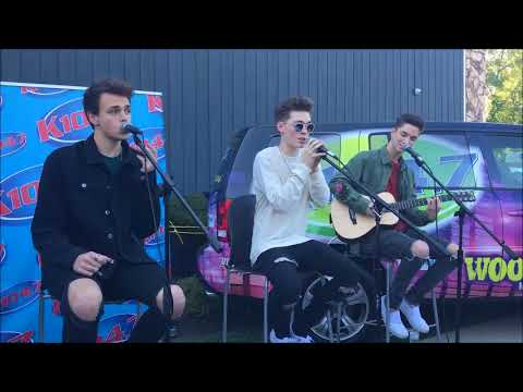 Why Don't We Live Performance (Something Different, These Girls)    K104.7 Studios