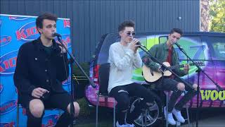 Why Don't We Live Performance (Something Different, These Girls) || K104.7 Studios