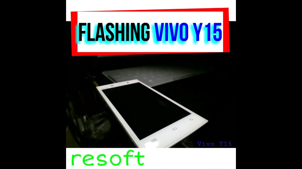 Download Firmware Vivo Y15 Pd1304Cm – INSTUITION