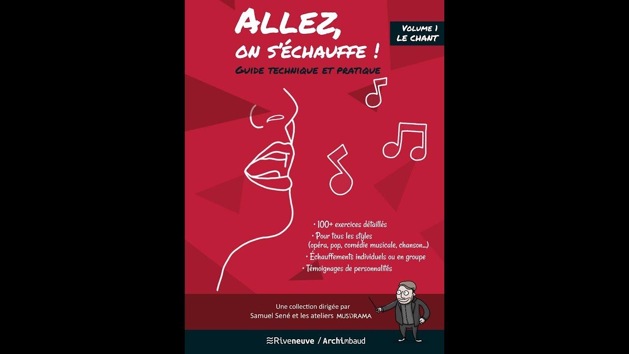 Presentation Du Livre Allez On S Echauffe
