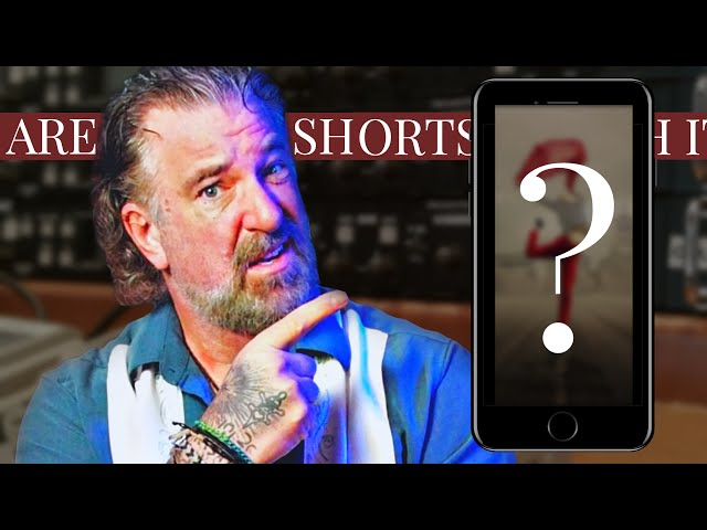 Are YouTube Shorts THE ANSWER To Growth?  (Spoiler Alert: Meh)