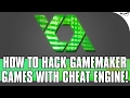 Cheat Engine Tutorial: How to Hack GameMaker Games!