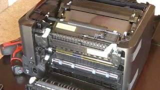 DIY How-to repair the Samsung CLP-315 or CLP-310 laser printer
