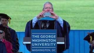 GW Commencement 2015: Apple CEO Tim Cook thumbnail