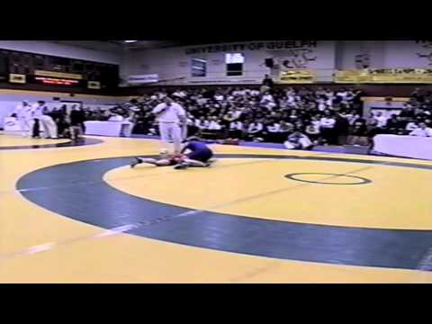 2002 Senior National Championships: 51 kg Final Teresa Piotrowski vs. Lyndsay Belisle