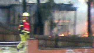 Fire In Croydon Melbourne Pt3