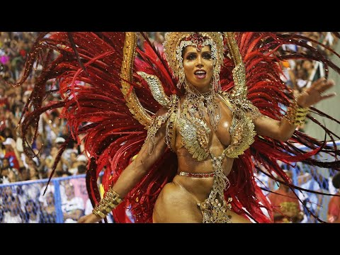 Rio Carnival 2018 [HD] - Floats & Dancers | Brazilian Carniv