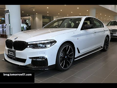 Bmw 523d M Sport Quot M Performance Parts Quot White Youtube