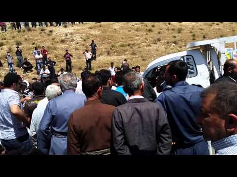 Rudaw Hatucho kalar sulaymaniyah!! News from Irak, Kurdistan car crash!!