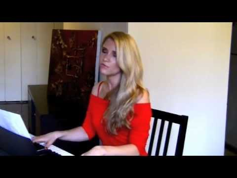 Quot In My Arms Quot Plumb Cover By Darja Schabad Youtube