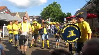 De Bruggebloazers Dweilfestival Ommen 03 09 2017
