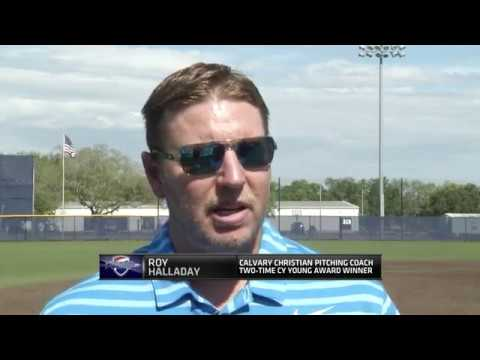 Roy Halladay Pitching Coach Story