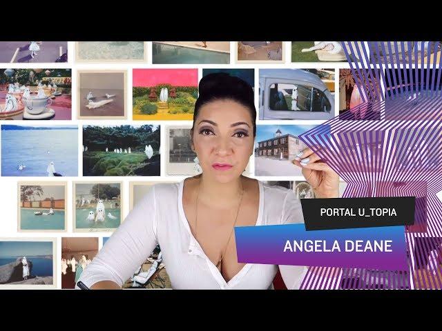 Portal U_topia - Angela Deane, os fantasmas se divertem