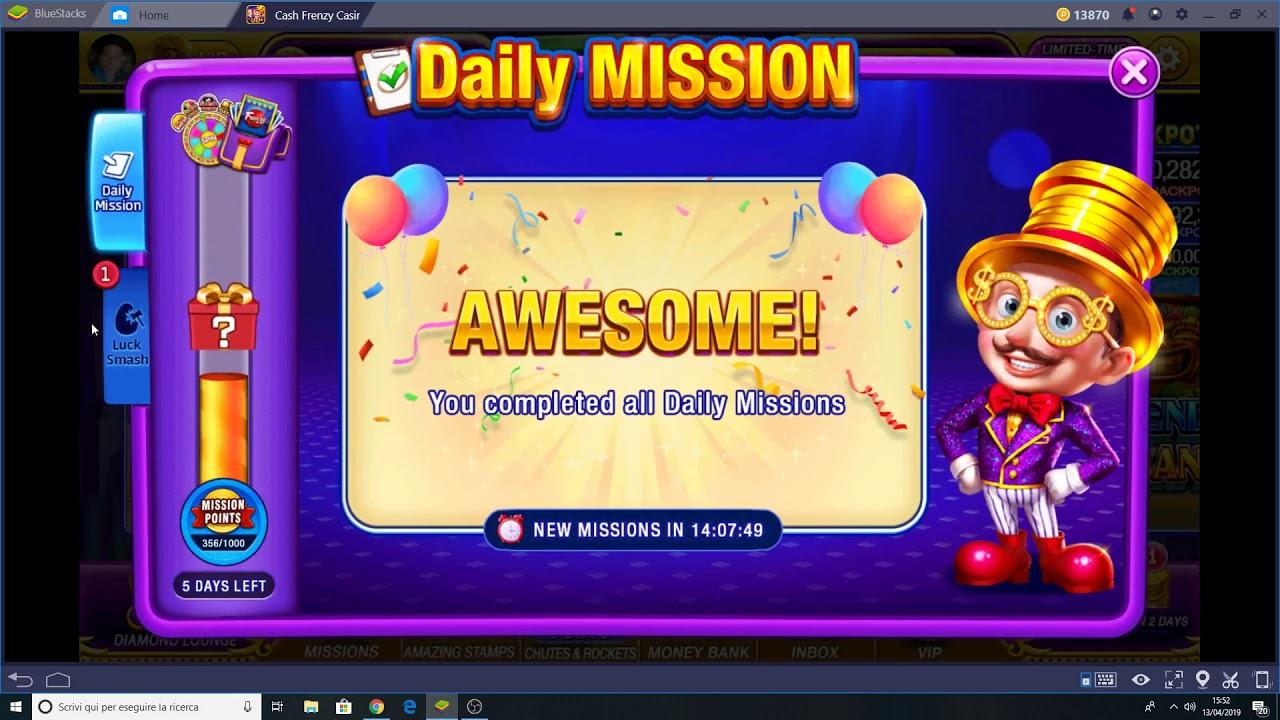Cash Frenzy Casino Smash Eggs Youtube