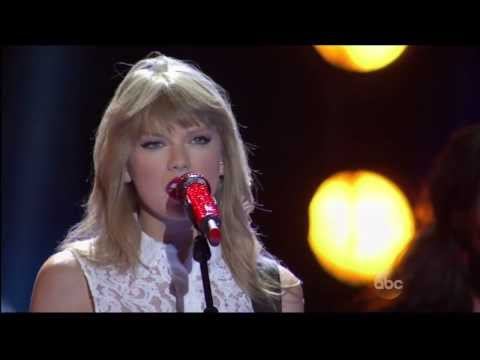 Taylor Swift - RED (CMA Music Festival)