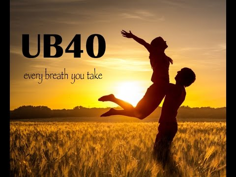 UB40  Every Breath You Take  @UB40  50 First Dates Movie