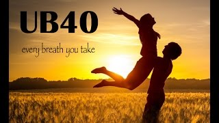 UB40 Every Breath You Take By UB40 Official 50 First Dates Movie Video