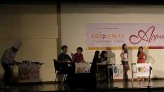Switch by 10 Gold Sri Emas International School Appreciation day