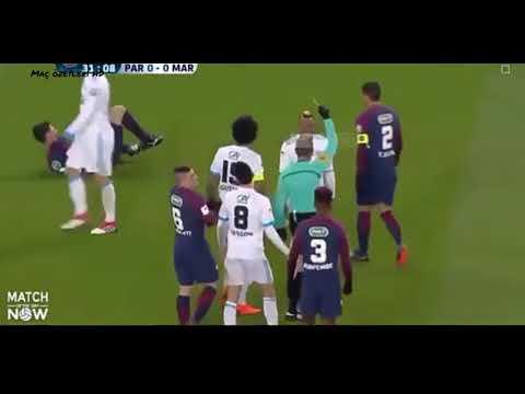 PSG 3-0 MARSİLYA Maç  Özetleri  HD(28.02.2018)
