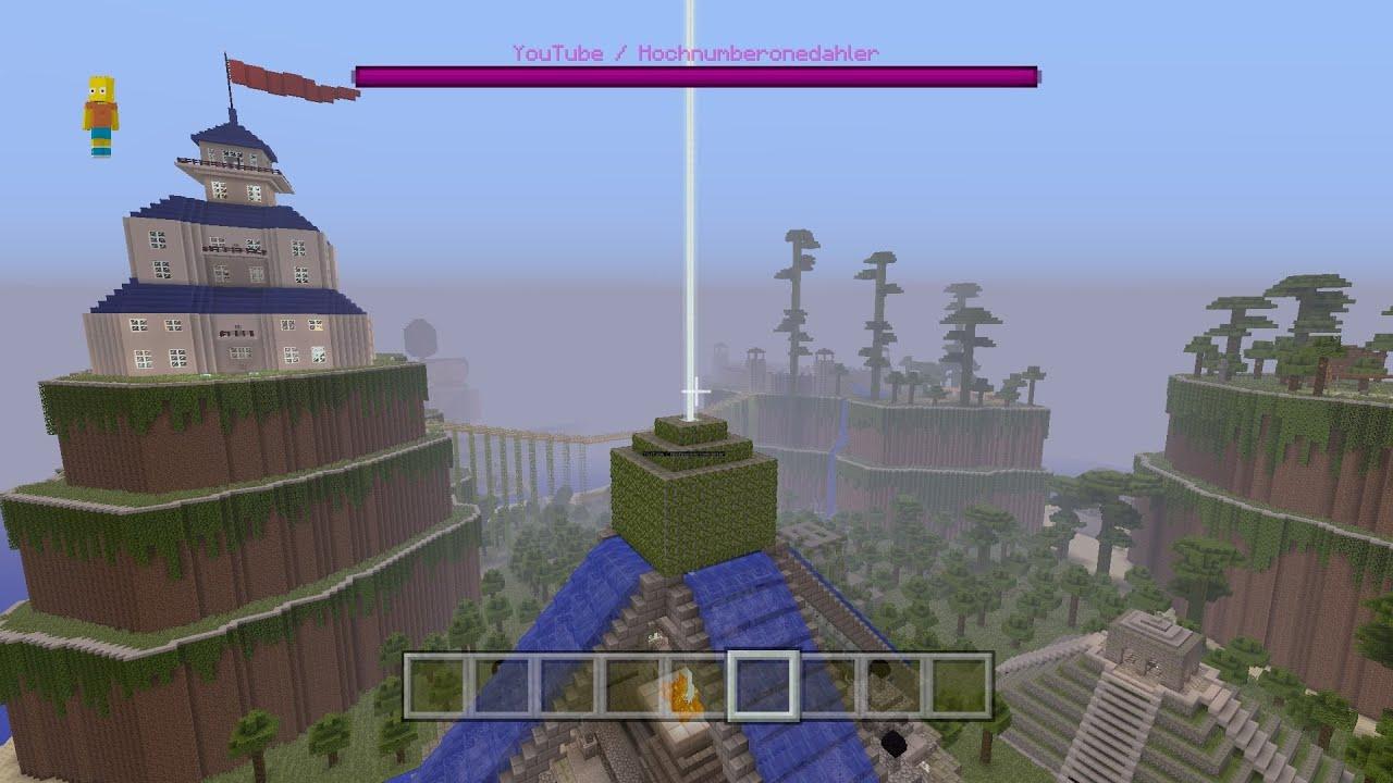 Tutorial Auf Euren Server Selbst Werbung Machen Wither Namen - Minecraft ps3 server erstellen deutsch