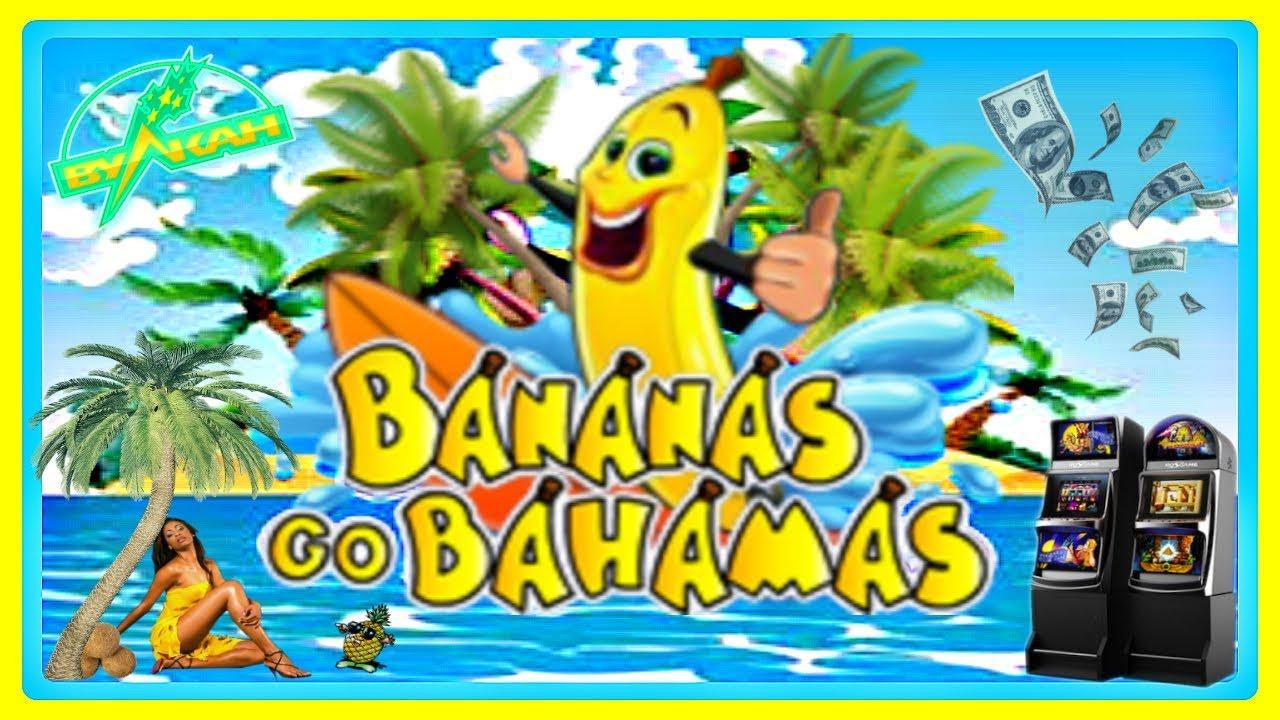 Слоты bananas go bahamas