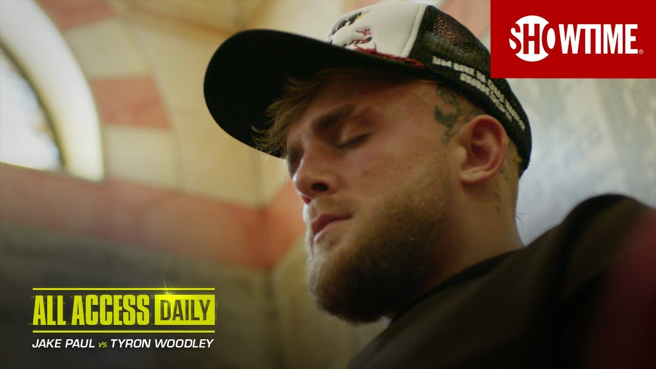Download ALL ACCESS DAILY: Paul vs. Woodley   Part 1   SHOWTIME PPV