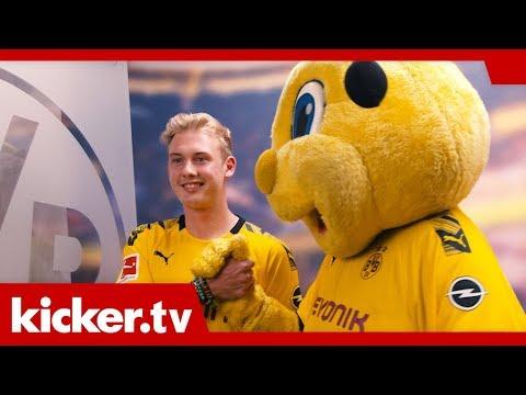 Der Vizemeister rüstet auf - Julian Brandt beim BVB | kicker.tv