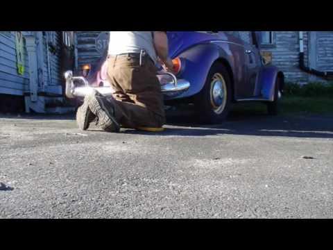 67 VW Turn Signal Fix - YouTube