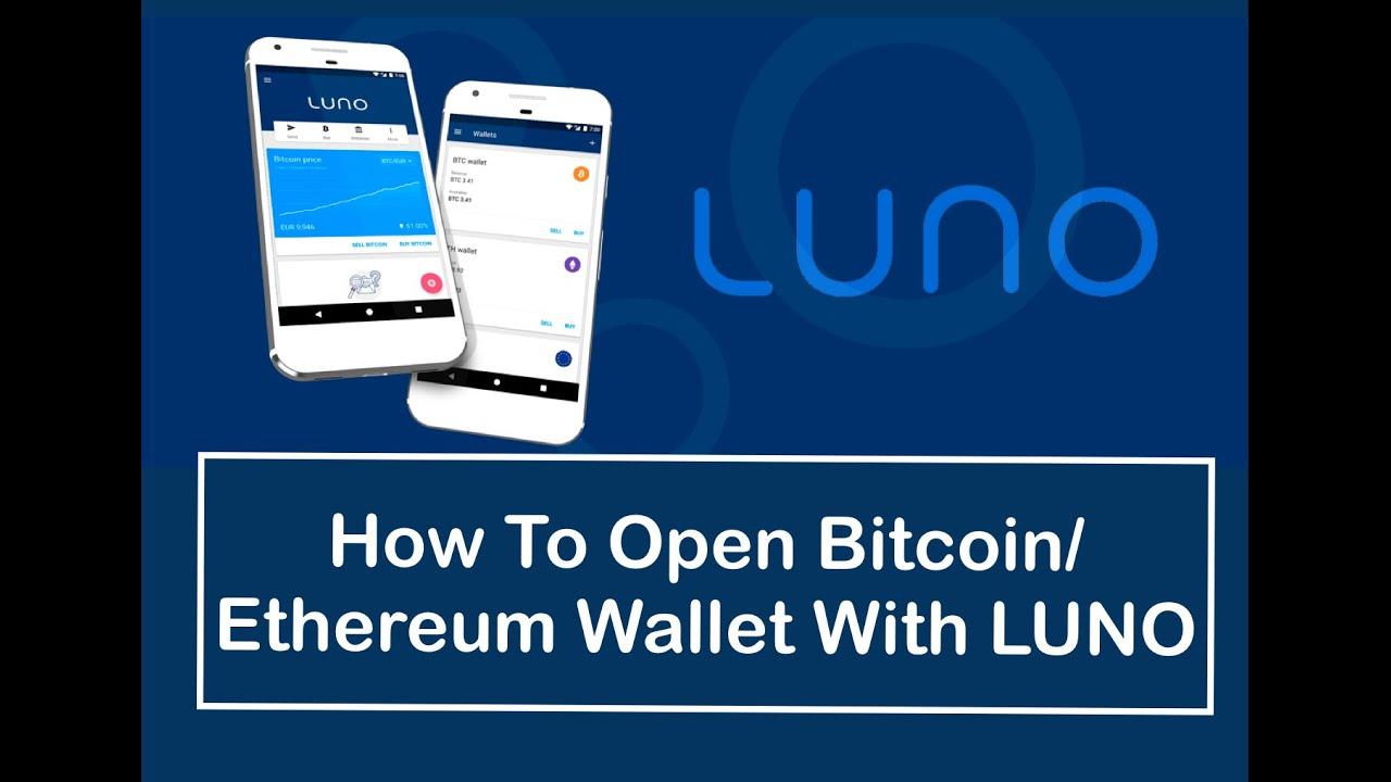 luno ethereum wallet