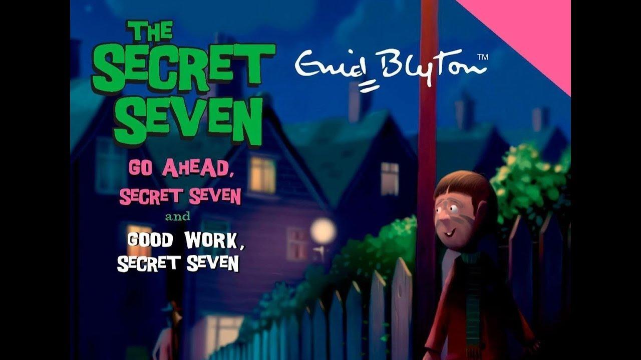 secret seven go ahead - chapter - 3