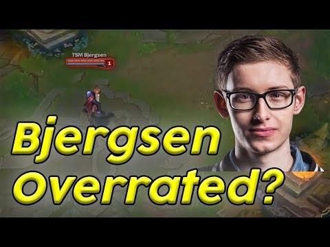 Is Bjgersen overrated? MSF vs TSM Review